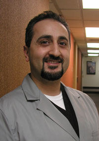 Dr. Alin Alkass - Chicago Dentist